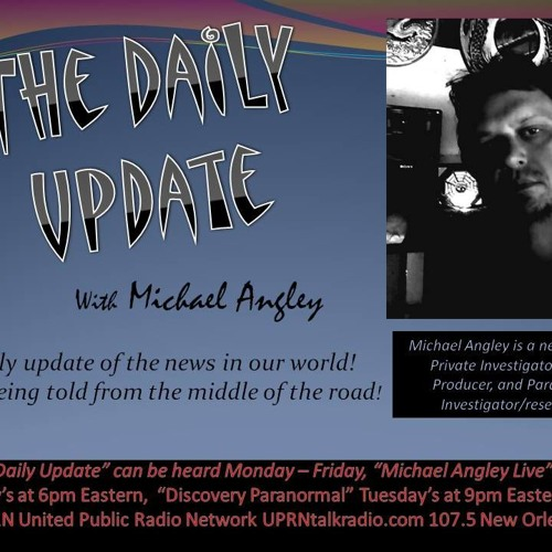 The Daily Update with Michael Angley; Thursday, February 16th, 2017