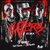 Bad Bunny Ft J Alvarez & Almighty - Haters Remix