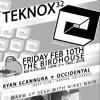 TEKNOX Radio 008 - Ryan Scannura + Occidental