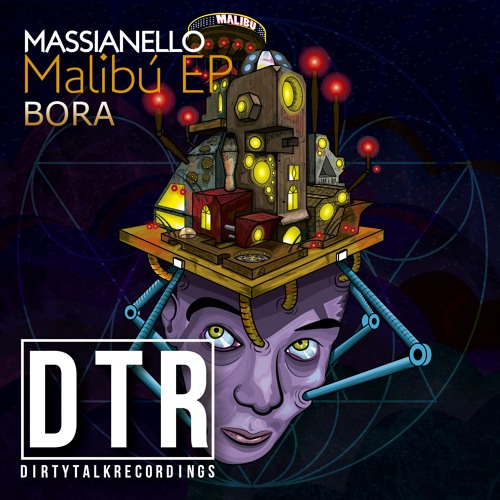 MASSIANELLO - MALIBU EP  - BORA Demo (original Mix) SOON IN BEATPORT