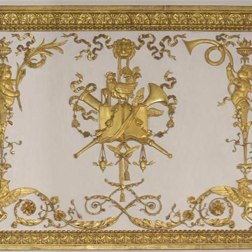Quatricinium, ou morceau pour 4 Trompettes, du XVIIIe siècle