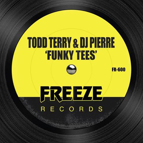 Todd Terry & DJ Pierre - Funky Tees (Tee's Freeze Mix)
