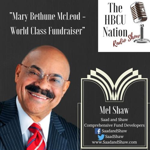 Mary McLeod Bethune - World Class Fundraiser