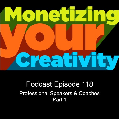 118 CAPS Part 1 - Professional speakers and coaches