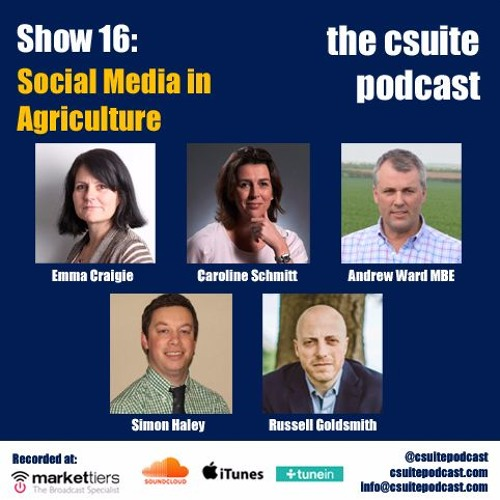 Show 16 - Social Media in Agriculture