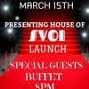 Interview with Katherine Svoi Symthe House Of Svoi Red Carpet Event March 15th, 2017