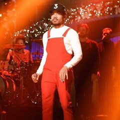 Chance The Rapper- Finish Line/Drown - Live From SNL