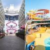 Harmony of the Seas vs. Carnival Vista