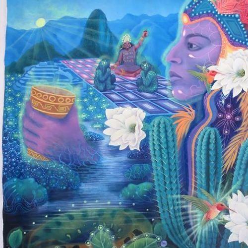 Icaros No.23 by Don Mateo