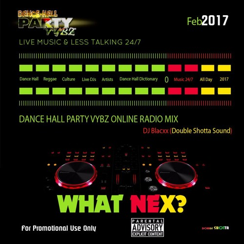 What Nex? Mixtape 2017 DanceHall by Dance Hall Party Vybz | Free