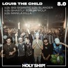 Louis The Child & Big Gigantic & Slander & More @ Holy Ship! 2017-01-06 Artwork