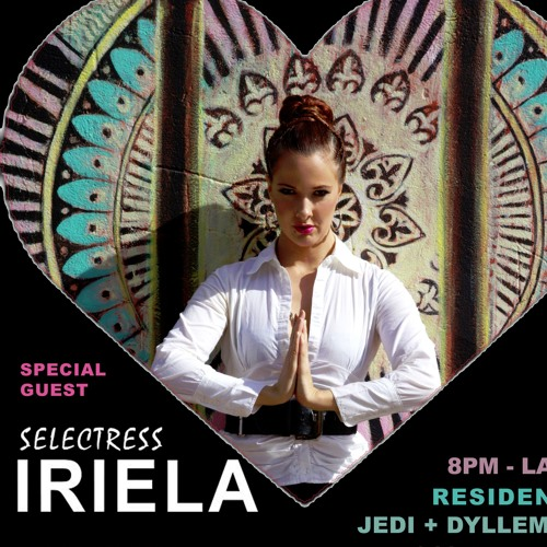 Selectress Iriela LIVE at Fat Buddha NYC