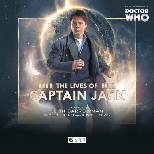 The Lives of Captain Jack (trailer) - From the Worlds of Doctor Who