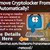 How to remove Cryptolocker from your compuHow to remove Cryptolocker from your comp