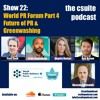 Show 22 - World PR Forum Part 4 - Future of PR & Greenwashing