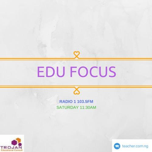 'Etiquette Tips for Teachers': EduFocus with Mrs Abigail Ojo