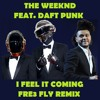 The Weeknd feat. Daft Punk - I Feel It Coming (Fre3 Fly Remix) [Romy Wave Cover]