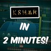 How To Make KSHMR Style Of Track in 2 Minutes?! (+ FREE FLP)