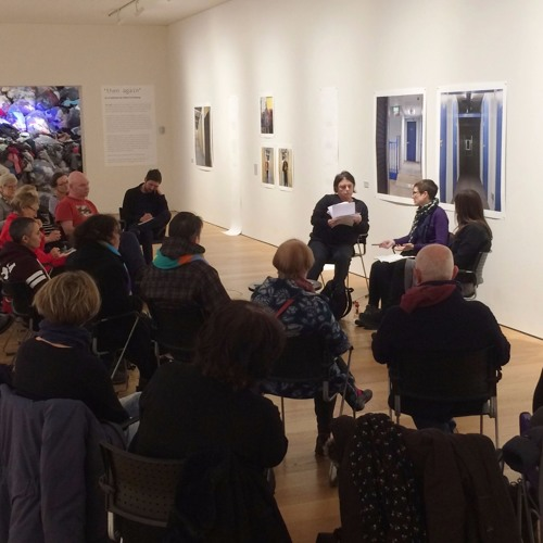 Artist In Conversation: Maeve Connolly, Catherine Delaney and Fiona Hackett