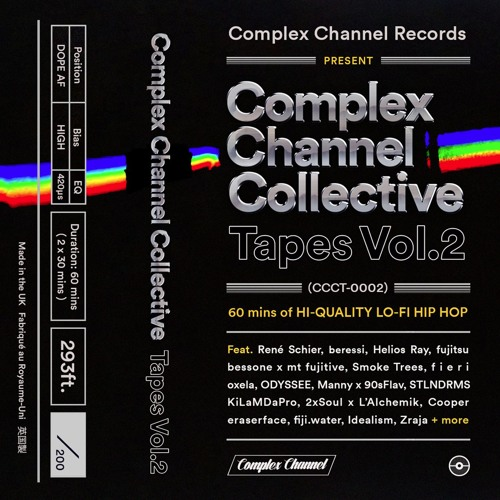 Complex Channel Collective Tapes Vol.2 - SIDE A + B