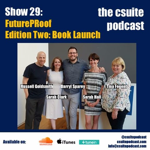 Show 29 - FuturePRoof Edition Two Book Launch
