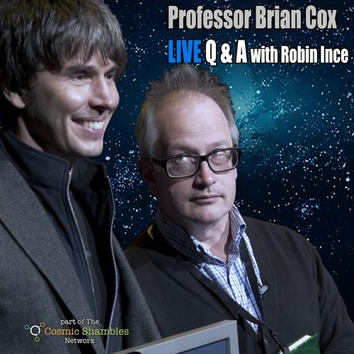 Professor Brian Cox Live Q & A