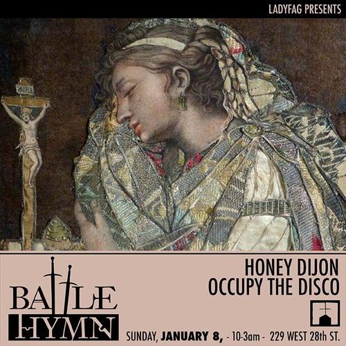 Honey Dijon Live @ Battle Hymn 1/8/17