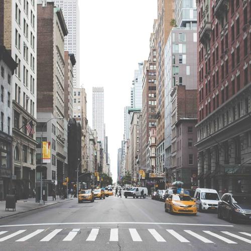 NEW YORK - Boom Bap Lofi Chill Sample Beat (DJ Premier Type