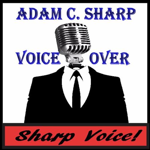 Adam C. Sharp, Sharp Voice On-Hold Message Demo