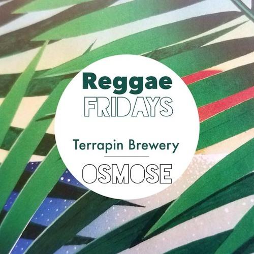 Osmose - LIVE @TerrapinBeerCo For Reggae Fridays #3