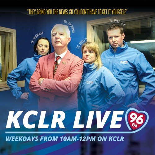 KCLR Live Monday 20th February 2017 (Part Two)