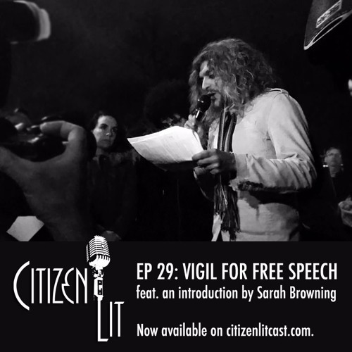 Episode 29: Candlelight Vigil for Free Speech