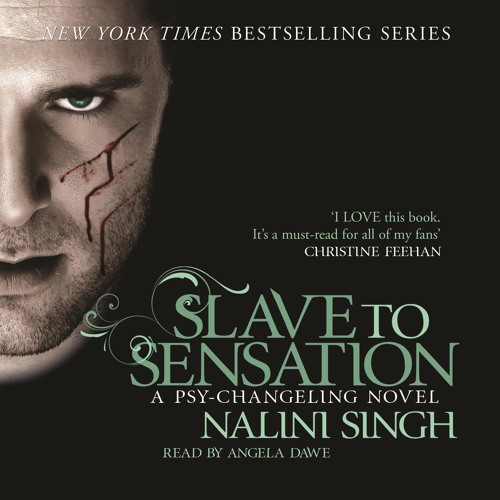The Psy-Changeling series by Nalini Singh, read by Angela Dawe