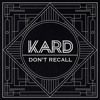 [COVER] K.A.R.D(카드) - Don't Recall