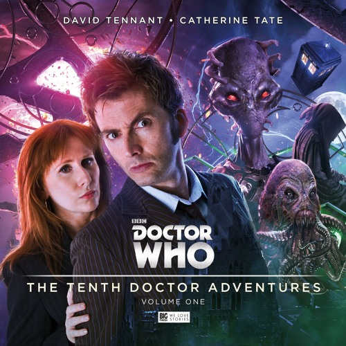 Doctor Who - The Tenth Doctor Adventures (trailer)
