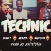 Young T ' Technic | تكنيك . Batistuta F.T 3fRoTo (Prod By Batistuta )