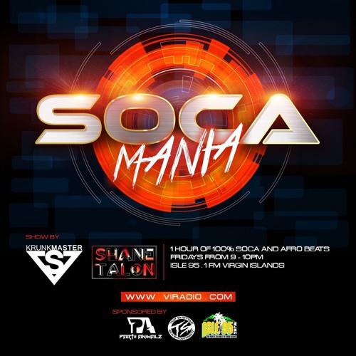 SOCA MANIA (2017 Soca)