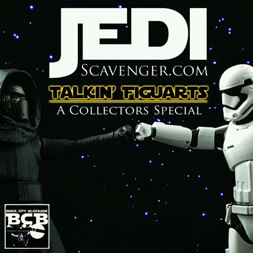 JediScavenger.com Talkin' Figuarts Special