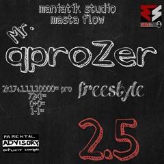 Prozer El Nastyko - Freestyle 2.5