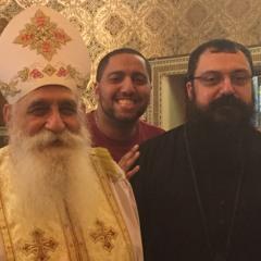 Baketronos - Fr. Shenouda Maher, Deacon Antonios Shenoudian and Daniel Girgis