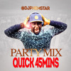 DJ PHEMSTAR - PARTY MIX #QUICK45MINS AFROBEAT