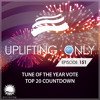 Uplifting Only 151 [with talking removed](Dec 31, 2015)(Tune of the Year - Top 20 Countdown 2015)