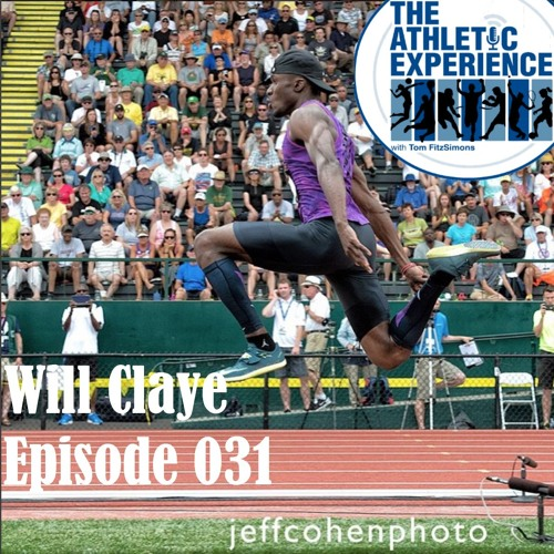 031 - Will Claye - 3x Olympic Medalist - ELEVATE - America's Most Versatile Jumper