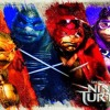 TEENAGE MUTANT NINJA TURTLES TMNT - Shell Shocked - Juicy J.  Wiz Khalifa