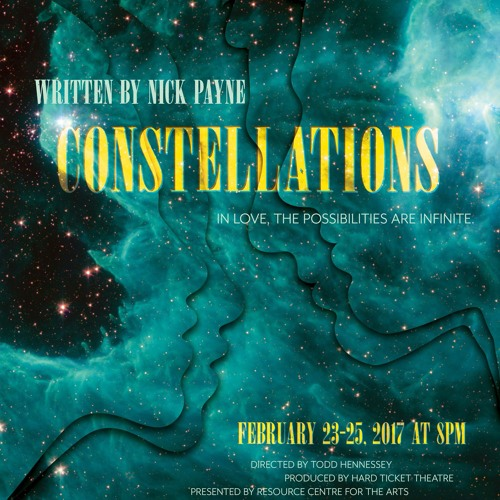 RCA LSPU Constellations Mark Bradbury