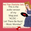 ac dc let there be rock music monday 23 and then charlotte said