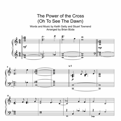 The Power Of The Cross (Oh to See The Dawn)