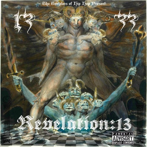 8. Mystical Man By Beast 1333