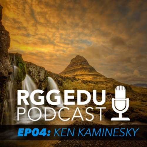 Ken Kaminesky - Season 1 Episode 4 - The PRO EDU Podcast