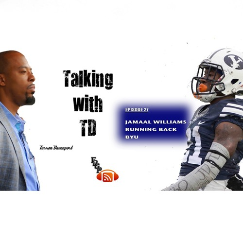 Talking with TD: Ep 27 - Jamaal Williams Interview